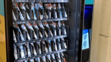 Photo of جامعة كاليفورنيا : آلات بيع الحلوى تعرض اختبارات كوفيد 19 ذاتية الاستخدام