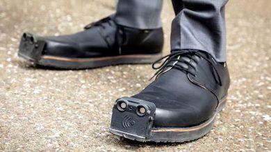 Photo of حذاء ذكي للمكفوفين بديلاً للعصا