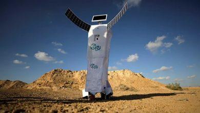 "Photo of مهندس مصري يخترع ""روبوت"" لاستخراج المياه من الهواء"