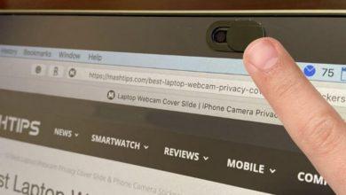 Photo of احذر من وضع غطاء على كاميرا MacBook