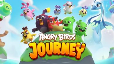 Photo of اطلاق لعبة Angry Birds Journey