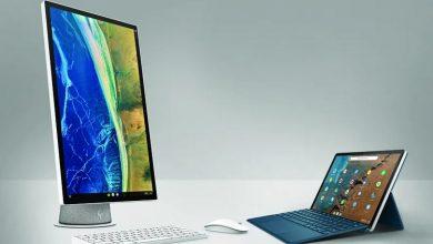 """Photo of """"إتش بي"""" تطلق جهازي كمبيوتر بنظام Chrome OS"""
