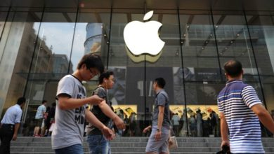 Photo of آبل تعيد فتح أكثر من نصف متاجرها لبيع التجزئة في الصين