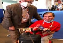 Photo of رغم شلله التام المصري محمد عبد الوهاب يحصد جائزة Senior Coach Award للبرمجة