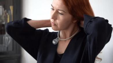 Photo of قلادة تمنعك من لمس وجهك