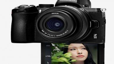 Photo of نظرة أولية عن كاميرا Nikon Z50