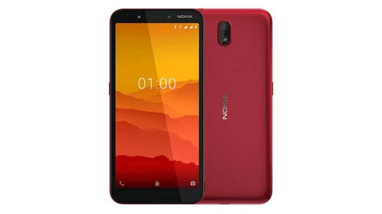 Photo of نوكيا تعلن عن هاتفها الجديد Nokia C1 بسعر 60 دولارا فقط
