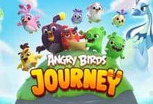 Photo of اطلاق لعبة Angry Birds Journey