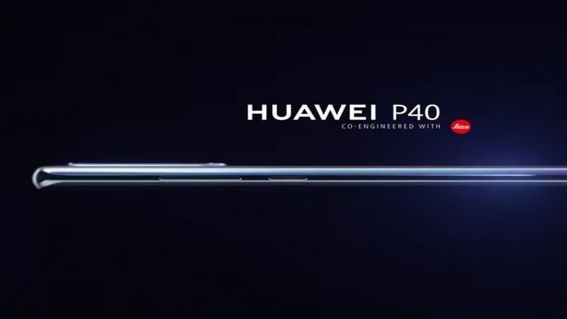 Photo of تسريبات عن هاتف Huawei P40