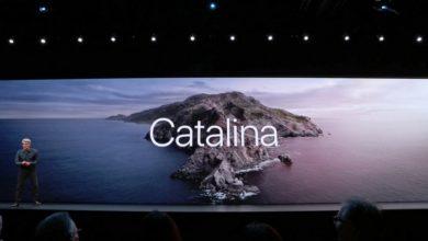 Photo of تحديث جديد لنظام التشغيل macOS Catalina للمطورين وشاحن آيفون يثير الصراع