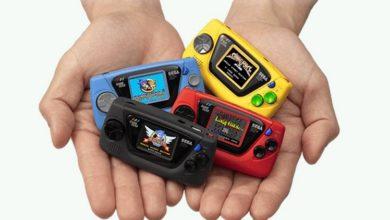 Photo of الكشف عن أصغر جهاز ألعاب محمول من شركة سيجا بحجم ميدالية